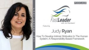 325 Judy Ryan - How To Develop Intrinsic Motivation In The Human System A Responsibility-Based Framework 1280x720