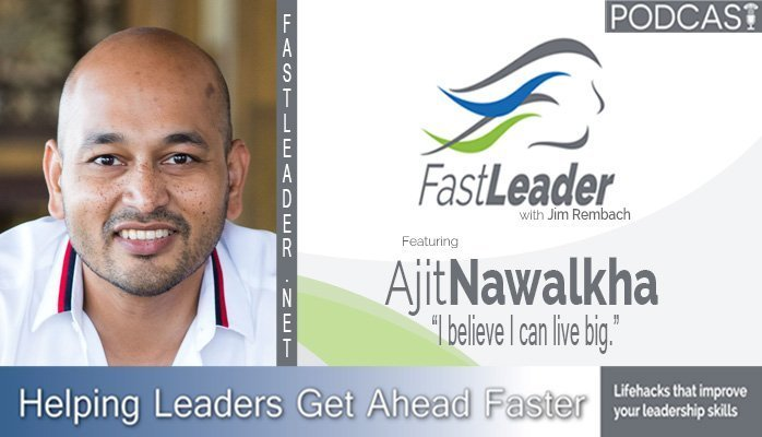 Ajit Nawalkha Live Big | Mindvalley | Evercoach