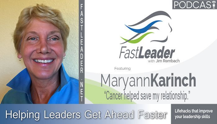 Maryann Karinch | Control the Conversation