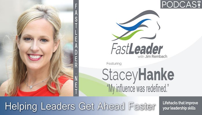 Stacey Hanke | Influence Redefined