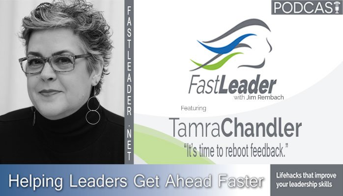 Tamra Chandler | Feedback and Other Dirty Words
