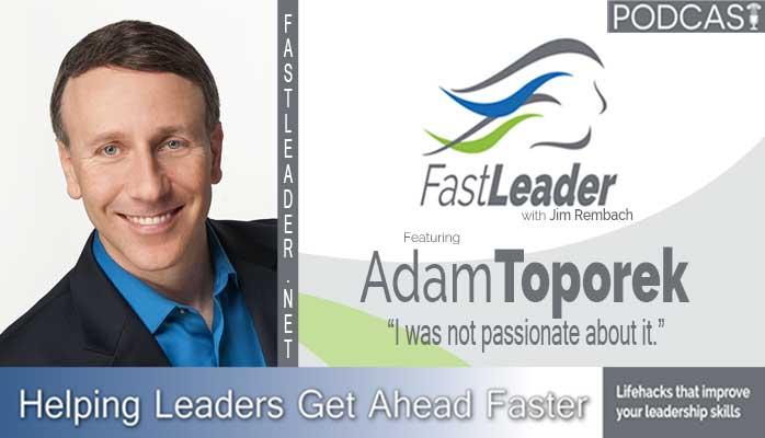 Contact Center Thought Leader Adam Toporek