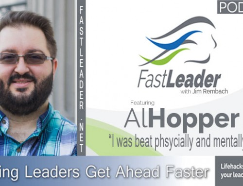 104: Al Hopper: I was beat physically and mentally