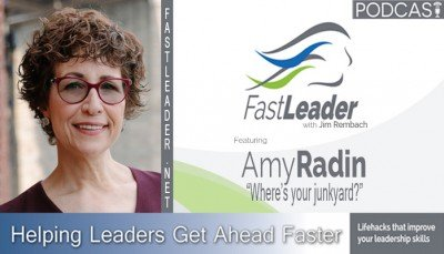 Amy Radin | The Change Maker's Playbook