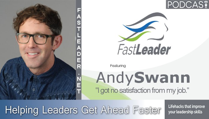 Andy Swann The Human Workplace