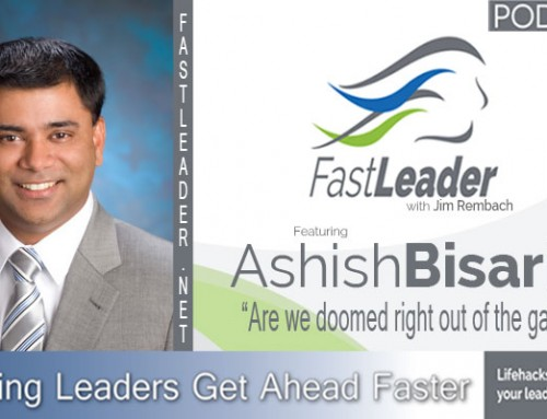 113: Ashish Bisaria: Are we doomed right out of the gate
