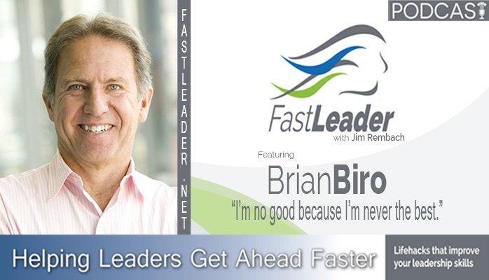 Brian Biro The breakthrough coach