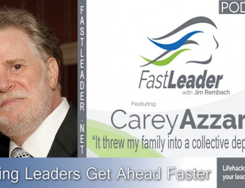 107: Carey Azzara: It threw my family into a collective depression
