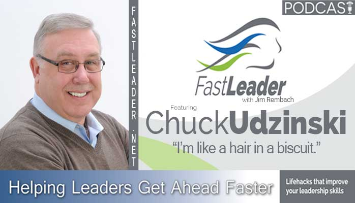 007: Chuck Udzinski: I'm like a hair in a biscuit