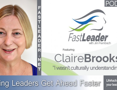 122: Claire Brooks: I wasn't culturally understanding