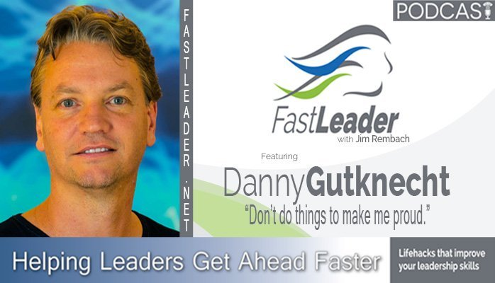 Danny Gutknecht Finding Meaning at Work