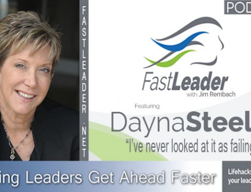109: Dayna Steele: I've never looked at it as failing