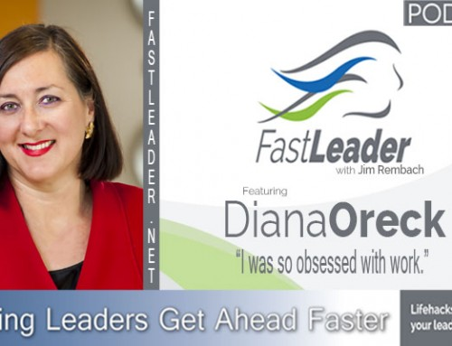 131: Diana Oreck: I was so obsessed with work