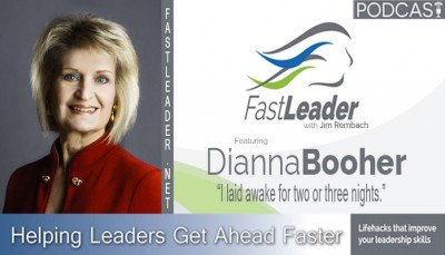 Dianna Booher Leadership Podcast