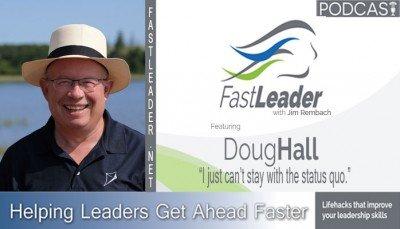 Doug Hall | Driving Eureka