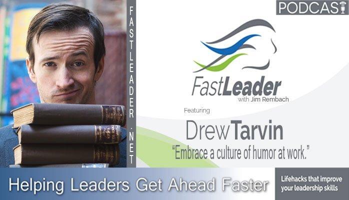 Drew Tarvin | Humor that Works
