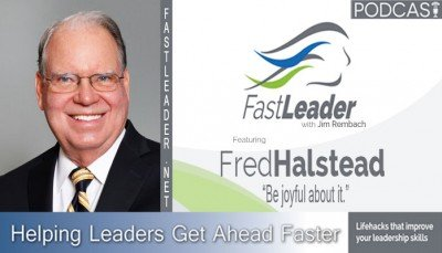 Fred Halstead | Leadership Skills That Inspire Incredible Results