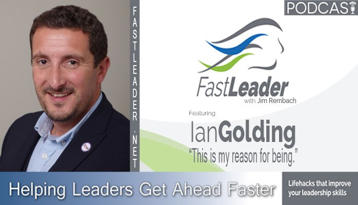 Ian Golding - Customer What?