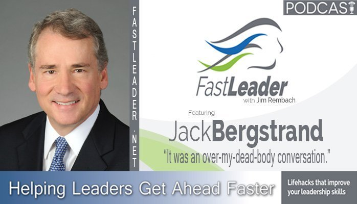 Jack Bergstrand The Velocity Advantage