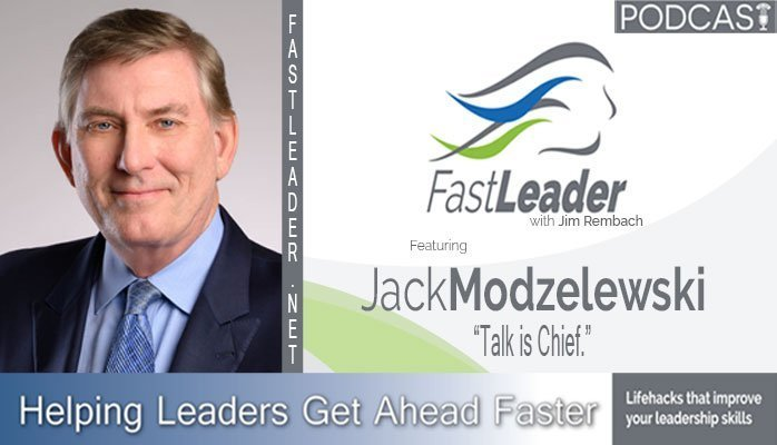 Jack Modzelewski | Talk is Chief