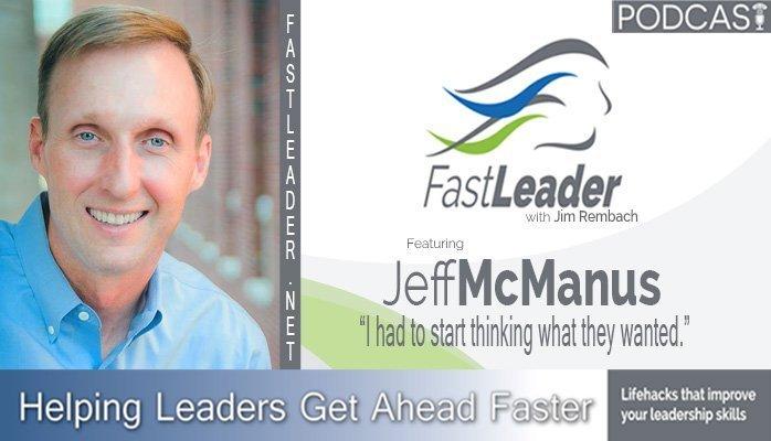 Jeff McManus - Growing Weeders into Leaders