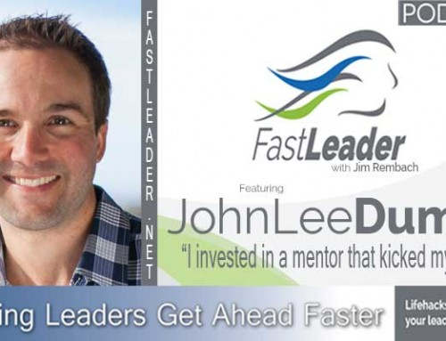 100: John Lee Dumas: I invested in a mentor that kicked my butt