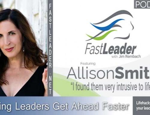 101: Allison Smith: I found them very intrusive to life
