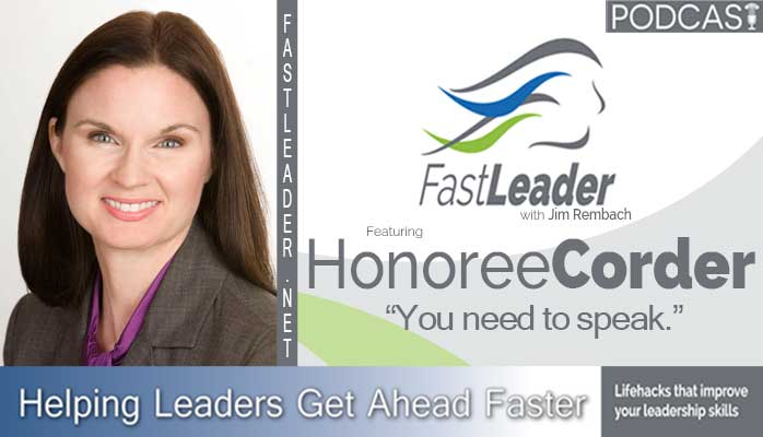 Honoree Corder on the @FastLeaderShow