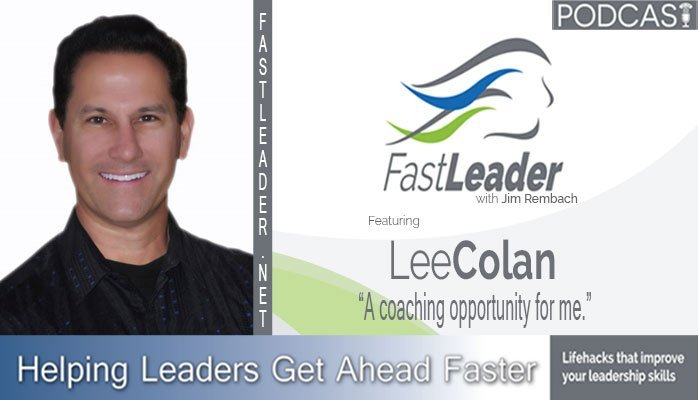 Lee Colan | The Power of Positive Coaching