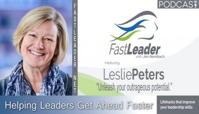 Leslie Peters | Finding Time to Lead