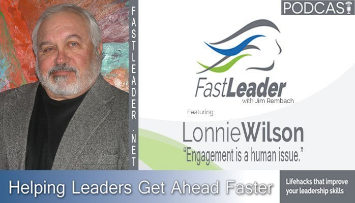 Lonnie Wilson | Sustaining Workforce Engagement