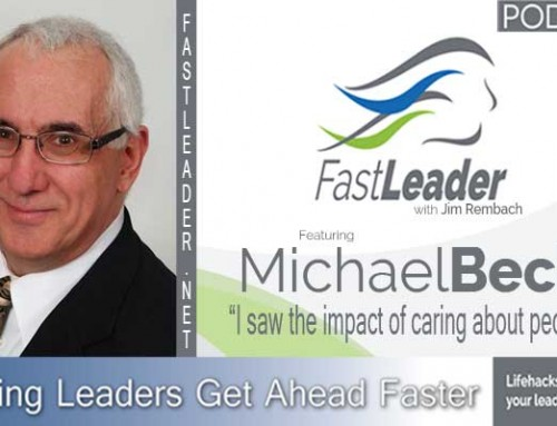 102: Michael Beck: I saw the impact of caring about people
