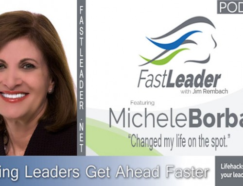 130: Michele Borba: Changed my life on the spot
