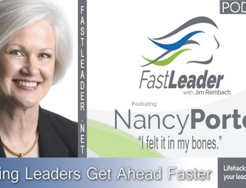 114: Nancy Porte: I felt it in my bones