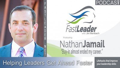 Nathan Jamail | The Leadership Playbook | Serve Up Coach Down
