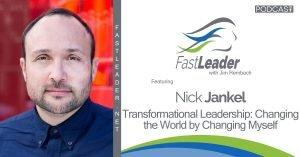 nick jankel transformational leadership