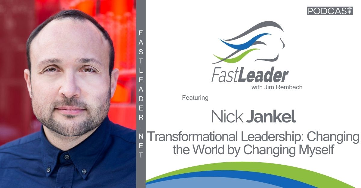 nick jankel transformational leadership