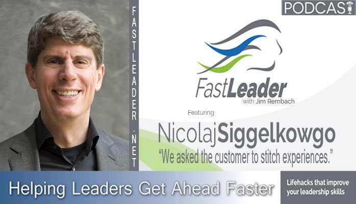Nicolaj Siggelkow   Connected Strategy