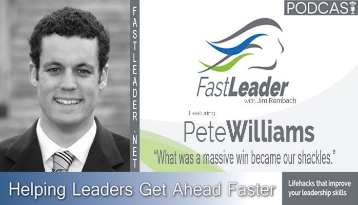 Pete Williams Cadence Book