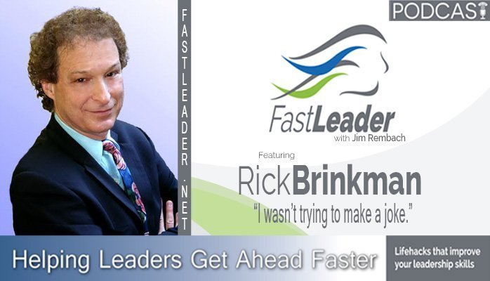 Rick Brinkman - Dealing with meetings you can't stand