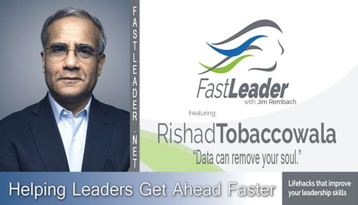 Rishad Tobaccowala | Restoring the Soul of Business: Staying Human in the Age of Data