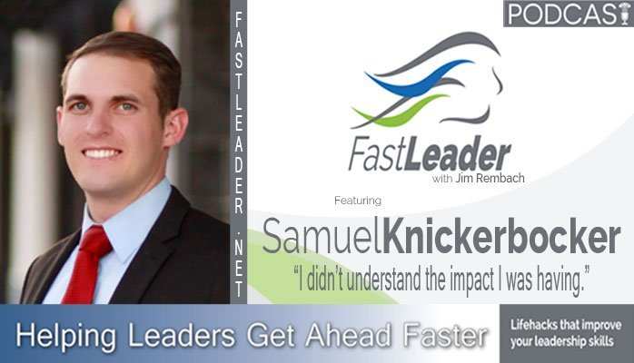 Samuel Knickerbocker | Fuel Your Legacy