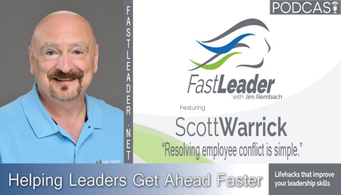 Scott Warrick knows how to stop employee problems before they start