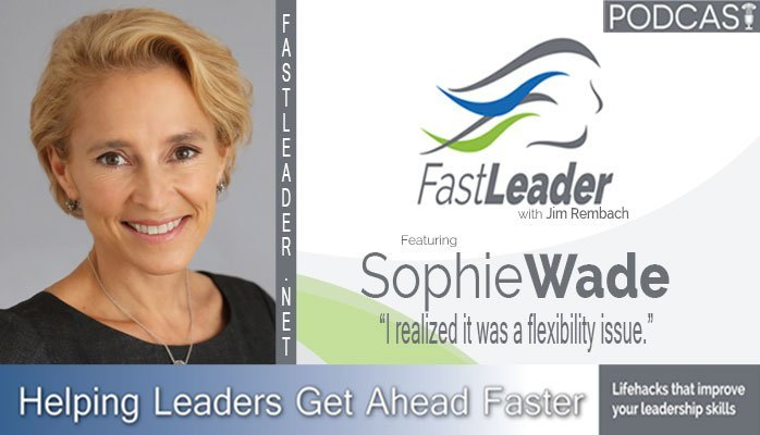 Sophie Wade Embracing Progress: Next Steps for the Future of Work