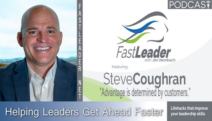 Steve Coughran | Outsizing - strategies to grow your business