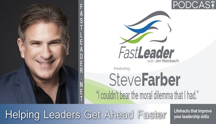 Steve Farber | Greater Than Yourself | Extreme Leadership