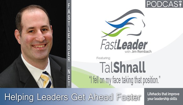 Tal Shnall leadership development