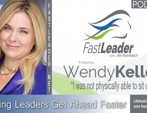 106: Wendy Keller: I was not physically able to sit up